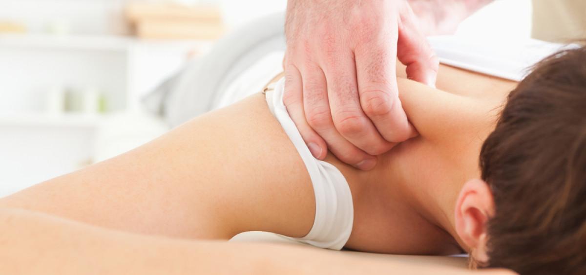 Sportmassage TIM Fysiotherapie