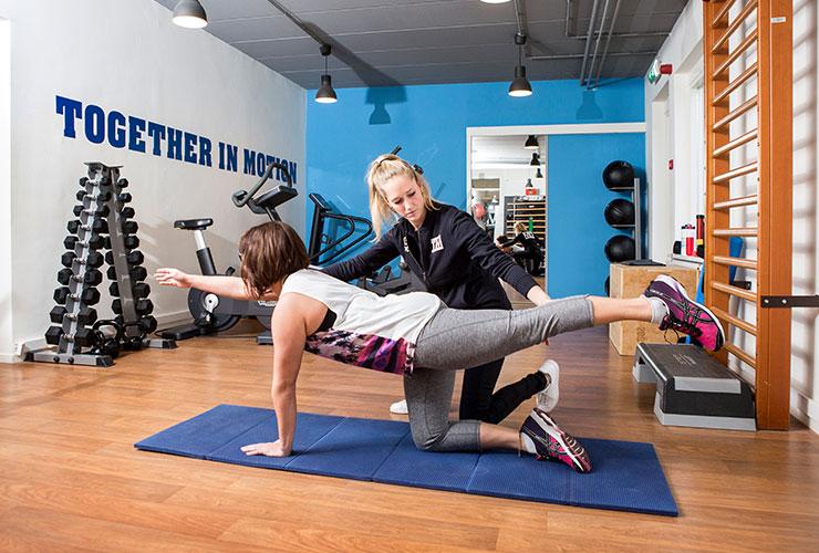 TiM Fysiotherapie Delft