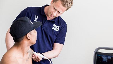 TiM Fysiotherapie echografie
