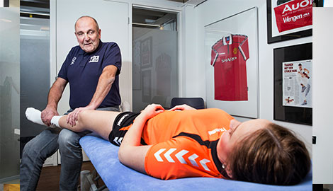 TiM Fysiotherapie Manuele therapie