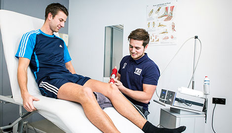 TiM Fysiotherapie shockwavetherapie