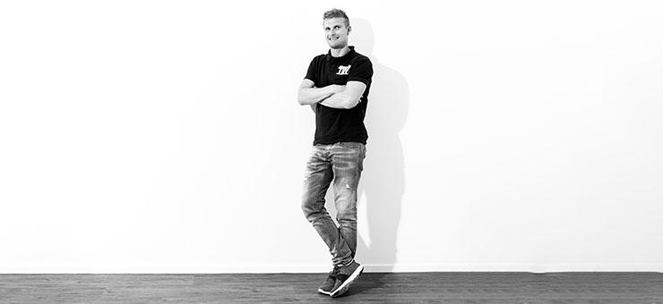 TiM Fysiotherapie Dekker Sport Erik