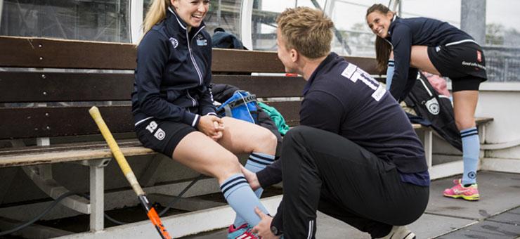 TiM Fysiotherapie Sportblessure